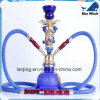 Newest Cheap Glass Smoking Pipe Glass Shisha Hookah with Vaporizer