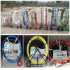 11mm 300m Cable Laying Tools Fiber Snake Duct Rodder