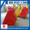 Rock Wear Resistant Cleaning Bucket / Mud Bucket Fit for Excavator