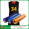 Qingyi 100% Cotton PU Heat Transfer Vinyl for Shirt
