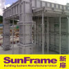 Aluminium Formwork for Pillar System