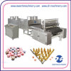 Microfilm Cooker Small Hard Candy Making Machine Depositing Line