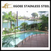 Stainless Steel Good Swimming Pool Glass Panel Rail Fence Spigot