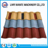 Chinese Building Material Stone Coated Metal Roman Roof Tile