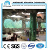 Large Transparent Aquarium Restaurant Project Price