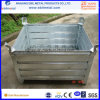 Customized Galvanized Steel Box Pallet (EBILMETAL-SBP)
