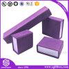 Customized Luxury Handmade Pacakging Set Velvet Jewelry Box