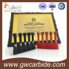 Carbide Left and Right Helix Shank Twist Drill Bits