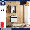 24′′ Matt White Mixed Black Painted Wall Mounted Bathroom Cabinet Unit