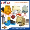 Long Working Life Fish Float Feed Production Line in China