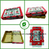 Wax Coated Corrugated Fruit Cherry Packaging Carton Box