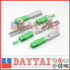 High Quality Fiber Optic Sc/APC Fast Connector Used Repeatly