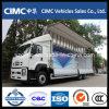 Isuzu Qingling Vc46 6X4 Wing Body Truck