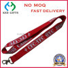 Metal Lobswter Clip Printing Lanyard for ID Card Holder