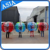 Colorful Soccer Bubble Ball / Inflatable Buddy Belly Bumper Ball / Bumper Ball Rent