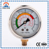 Oil Pressure Gauge for Common Liquid Filled Fuel Pressure Gauge