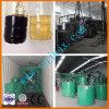 Vacuum Distillation Waste Black Oil Recycle Machine Equipment