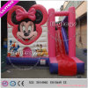 Popular Amusing Castle Inflate Combo, Inflatable Castle, Bounce Castle