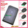 Smart Key for Auto Black Renault Megane 434MHz with 7947 Chip 3 Buttons