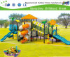 2013 Hot Sale Large Outdoor School Playground Equipment with High Tube Slide on Stock