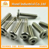 Stainles Steel Cake Head Socket Furnituire Screws