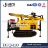 Dfq-100 Air Compressor DTH Hammer Water Well Drilling Rig
