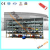Lifting and Sliding CE Parking System