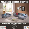 Contemporary Style Sectional Fabric Sofa (Italy)