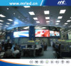 Curved LED TV Display Indoor