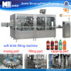 Automatic 3 in 1 Carbonated Drink Filling Machine