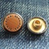 Jeans Brass Rivet for Garment (HDZL130045)