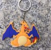 Hot Sales 3D Cartoon Rubber Key Chain for Promotion Gift