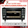 Hualingan Special Car DVD Player GPS for Mercedes-Benz Slk 171 Navigation