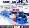 C & Z Purline Interchangeable  Roll Forming  Machine with Hydraulic  System