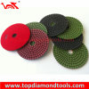 "4"" Wet Granite Stone Diamond Polishing Pad"