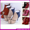 2014 New Style Fashion Brand Women High Heel Shoes