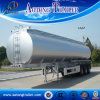 Aluminum Alloy Fuel Tanker Trailer, Fuel Tank Trailer for Sale