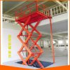 Warehouse Vertical Cargo Lifting Equipment
