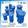 Granite Drilling Tungsten Carbide Straightrac Body Thread Button Drill Bit