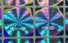 Hologram Label Zx7s