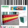 School ABS Coin Lock Plastic Storage Locker