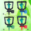 Micro Spraying Irrigation Sprinkler Nozzle (HT6310-EFGH)