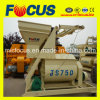 Js750 750L Small Forced Concrete Mixer Machine