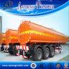3 Axle Fuel Tanker / Petrol Tank Semi Trailer for Sale