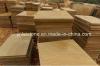 Yellow Wood Grain Sandstone Tiles/Yellow Sandstone Tiles