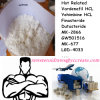 Vardenafil Hydrochloride Sex Enhancement Steroid Powder High Purity Vardenafil HCl
