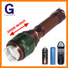 "120lumens Aluminum CREE XPE Q5 LED Zoomable Torch with 1PC ""3.7V/2200mAh"" 18650 Li-ion Battery ..."
