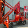 Sell-Propelled Mobile Automatic Lift Platform