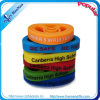Multicolor Silicone Wristband with Various Designs