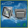 30W COB Sliver Case LED Flood Light